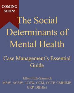 The Social Determinants of Mental Health Book